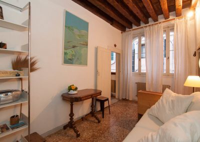 CASA TRECENTO The living room