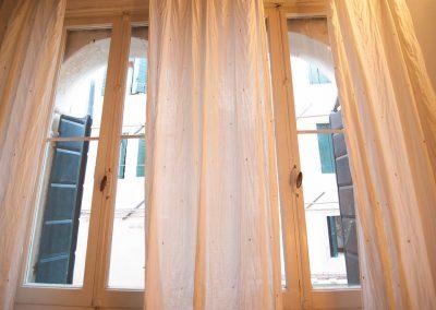 CASA TRECENTO The living room (details)
