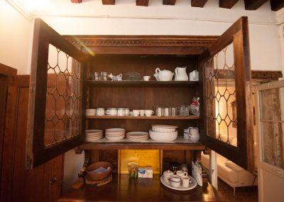 CASA TRECENTO The kitchen (details)