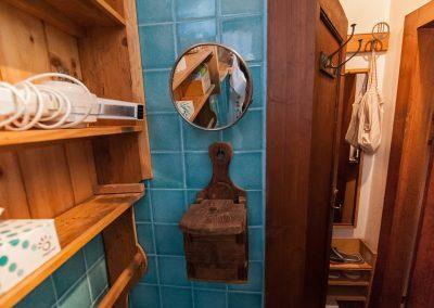CASA TRECENTO The bathroom (details)