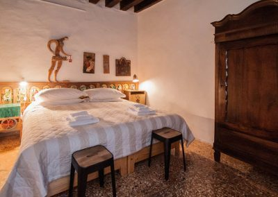 CASA TRECENTO The bedroom