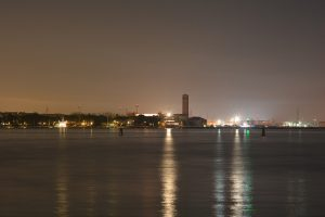 Lido by night (photo by Mauro Fabris)