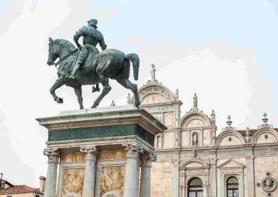 SS. Giovanni e Paolo monumental area