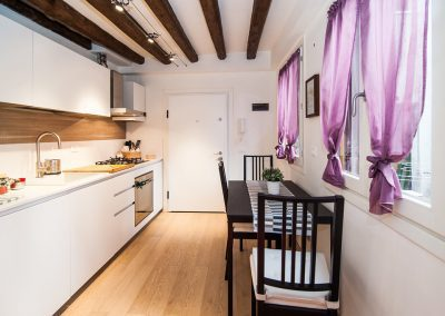 COSY NEST APARTMENT, the kitchen