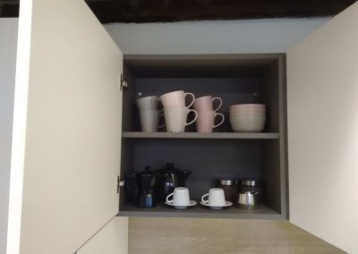 COSY NEST APARTMENT, details of the kitchen
