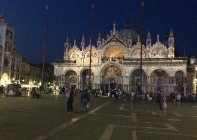 ST. MARK'S SQUARE, 15 minute walk