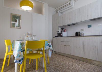 CA' VERNIER APARTMENT, the kitchen