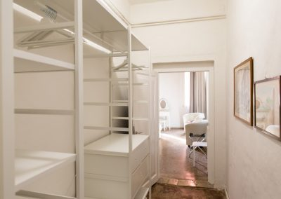 CA' VERNIER APARTMENT, the  walk-in closet