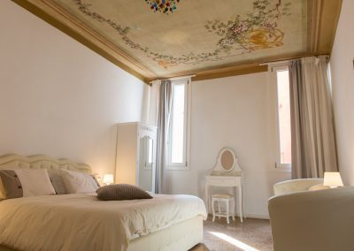 CA' VERNIER APARTMENT, the triple bedroom