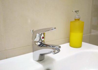 CA' VERNIER APARTMENT, the bathroom equipment