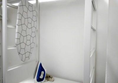 CA' VERNIER APARTMENT, iron & ironing board