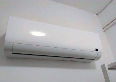 CA' VERNIER APARTMENT, the air-conditioning system