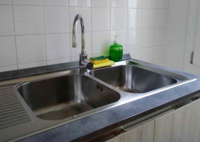 CA' VERNIER APARTMENT, the kitchen equipment