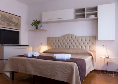 BIANCO 3 APARTMENT, the double bed
