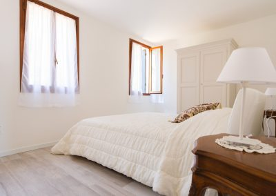 GIARDINO SEGRETO APARTMENT, the master bedroom
