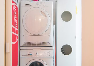 CA' LINA APARTMENT, the laundry area (washing and drying machine)