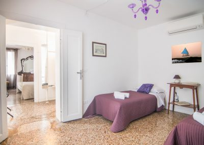 CA' LINA APARTMENT, the twin bedroom