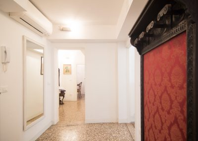 CA' LINA APARTMENT, the entrance