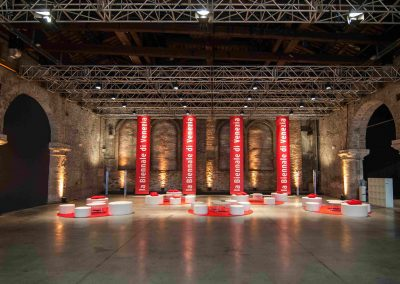 The Biennale Art Exhibition, 3 minute walk (photo by Simone Padovani)